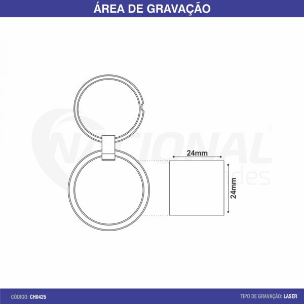 CHAVEIROS CH0425