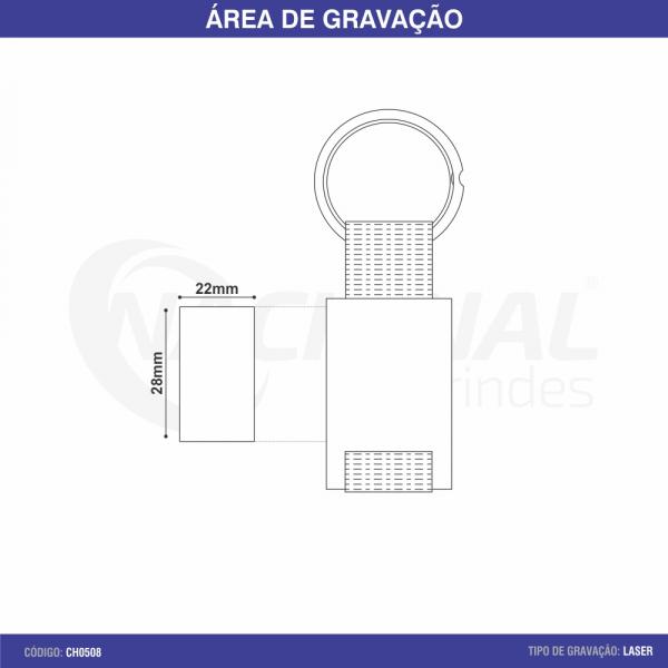CHAVEIROS CH0508