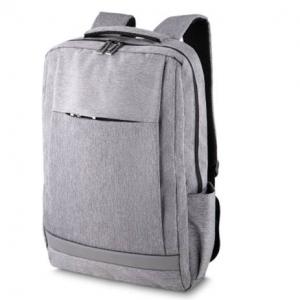 mochila cinza para notebook